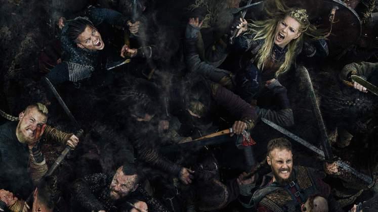 ¿Que personaje de Vikings eres?